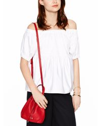 Kate Spade | Red Cobble Hill Wyatt | Lyst