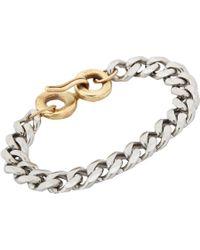 Suzannah Wainhouse Jewelry - Metallic Mixed Metal Bracelet - Lyst