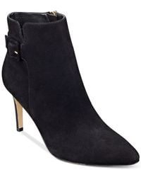 Marc Fisher - Black Tailynn Booties - Lyst