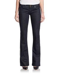 Hudson Jeans | Blue Signature Bootcut Jeans | Lyst