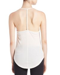 Free People - White Kendall Halter Top - Lyst