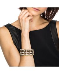 Lulu Frost - Metallic Veratrum Bracelet - Lyst