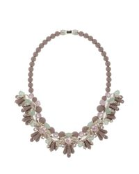 EK Thongprasert | Purple Crystal Necklace | Lyst
