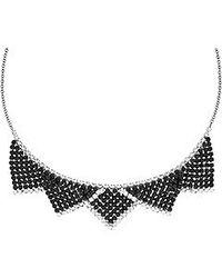 Swarovski - Black Best Necklace - Lyst