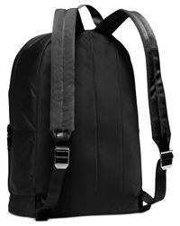 Michael Kors - Black Kent Lightweight Nylon Backpack for Men - Lyst