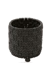 Philippe Audibert | Black Grand Canyon Bracelet | Lyst