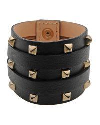 Liu Jo | Black Bracelet | Lyst