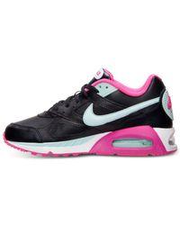 Nike - Black Air Max Ivo Ltr Running Sneakers - Lyst