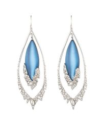Alexis Bittar | Blue Fragmented Orbital Earring You Might Also Like | Lyst