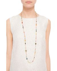 Sharon Khazzam - Multicolor Baby Necklace - Lyst