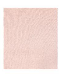 Loro Piana - Pink Ventotene Silk and Cottonblend Sweater - Lyst