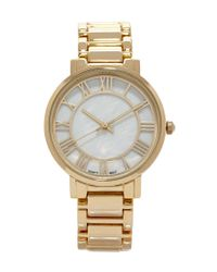 Forever 21 | Metallic Classic Analog Watch | Lyst