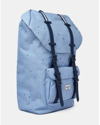 Herschel Supply Co. - Supply Co. Little America - Blue for Men - Lyst