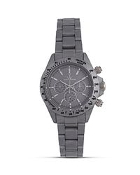 Toy Watch - Gray Toy Watch Pearl Aluminum Plasteramic Chronograph Watch, 41mm - Lyst