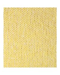Dorothee Schumacher | Yellow Softest Touch Cashmere Sweater | Lyst