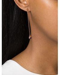 True Rocks | Blue Mini Globe Drop Earrings | Lyst