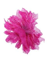 Malababa - Purple Brooch - Lyst