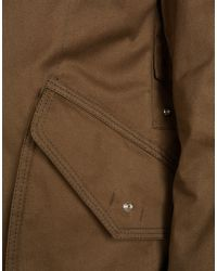 DSquared² - Brown Rainbow Cotton Jacket for Men - Lyst
