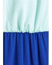 Hello Miss | Blue Beachside Radiance Dress | Lyst
