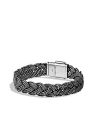 David Yurman | Metallic Maritime Rope Woven Bracelet for Men | Lyst