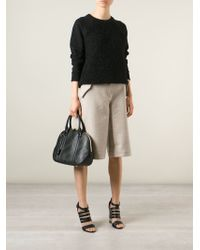 Burberry | Black 'the Small Orchard' Tote | Lyst