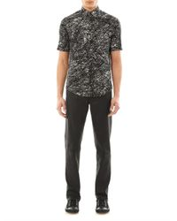 Balenciaga | Black Coated Skinny Jeans for Men | Lyst