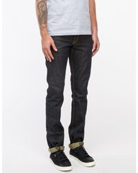 Raleigh Denim   Blue Jones Original Selvage Jeans for Men   Lyst