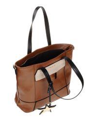 Mugler - Brown Handbag - Lyst