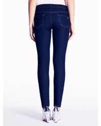 kate spade new york - Blue Broome Street Jean - Lyst