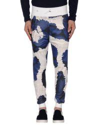 Nhivuru - White Casual Trouser for Men - Lyst