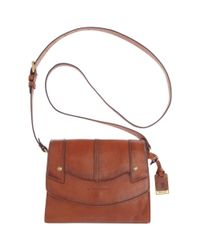 Frye - Brown Renee Small Crossbody - Lyst