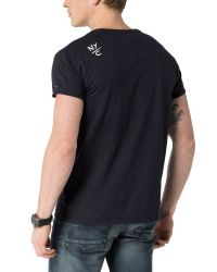 Tommy Hilfiger - Black Tel T Shirt for Men - Lyst