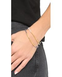 Gorjana | Metallic Protection Taner Bracelet | Lyst