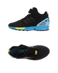 Adidas Originals - Black Low-tops & Trainers for Men - Lyst