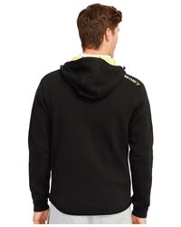 Polo Ralph Lauren | Black Fleece Full-zip Hoodie for Men | Lyst