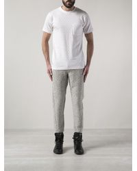 Timberland | White Amos Tshirt for Men | Lyst