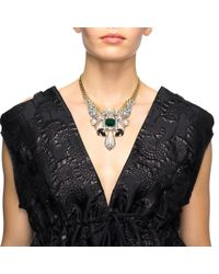 Lulu Frost - Metallic Future Necklace - Lyst