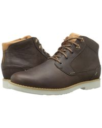 Teva | Brown Durban Leather for Men | Lyst