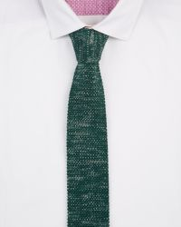 Ted Baker | Green Fleknit Knitted Tie for Men | Lyst