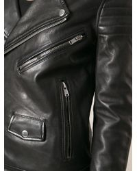 BLK DNM - Black Biker Jacket - Lyst