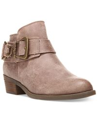 Carlos By Carlos Santana | Natural Mystify Booties | Lyst