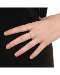 Vanrycke | Metallic Small Medellin Ring | Lyst