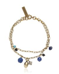 Isabel Marant | Blue Teen Spirit Collection Bracelet | Lyst