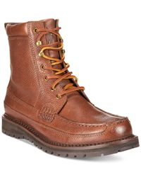 Polo Ralph Lauren | Brown Willingcott Boots for Men | Lyst