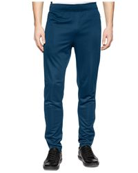 Calvin Klein | Blue Performance Track Pants for Men | Lyst