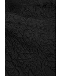 TOPSHOP | Black Jacquard Kimono Jacket | Lyst