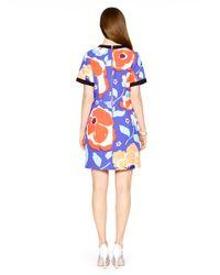 Kate Spade | Blue Jaq Dress | Lyst