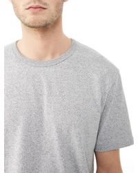 Alternative Apparel - Metallic Nostalgia Heavyweight Mock Twist T-shirt for Men - Lyst