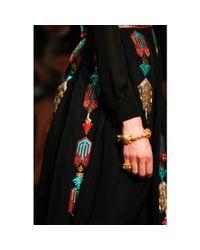 Valentino | Metallic Gryphon Bracelet | Lyst