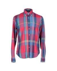 Gant Rugger | Multicolor Shirt for Men | Lyst